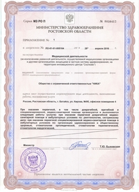 ООО НИКА 2